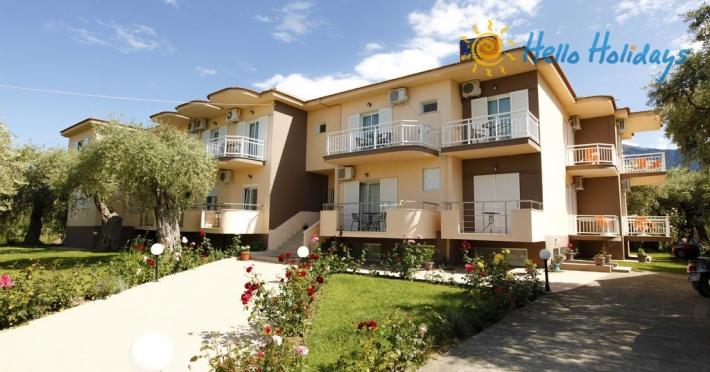 Sejur Grecia - Limenas | Christa Hotel - 7 nopti autocar