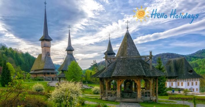 Circuit Maramures - Bucovina - Iasi | 6 zile - Autocar | 2020