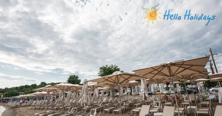 Sejur Grecia - Psakoudia | Cronwell Sermilia  Resort - 7 nopti autocar