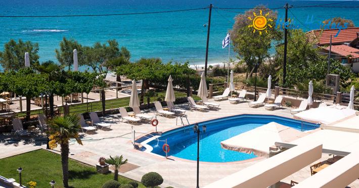 Sejur Grecia - Limenaria   Blue View Hotel - 7 nopti autocar