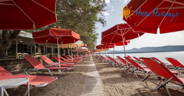 Hotel  Sejur Grecia - Eretria | Eviana Beach - 7 nopti individual