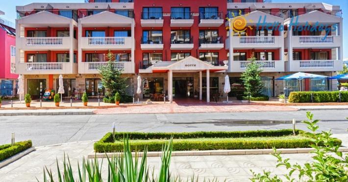 Hotel  Sejur Bulgaria - Sunny Beach   FORUM SUNNY BEACH - 5 nopti autocar