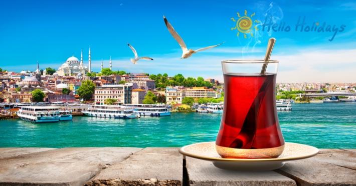 Golden Horn Bay Istanbul