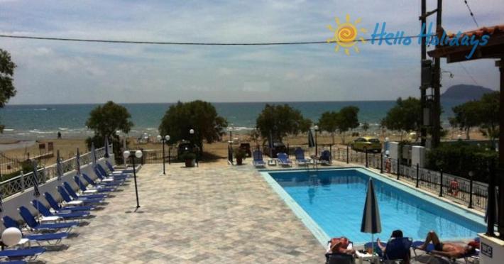 Sejur Grecia - Laganas | HOTEL ANDREOLAS - 7 nopti avion