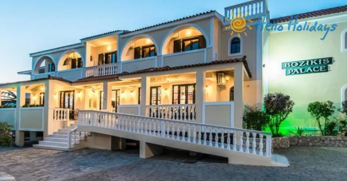 Sejur Grecia - Laganas | HOTEL BOZIKIS PALACE - 7 nopti avion