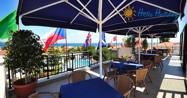 Sejur Grecia - Argassi | HOTEL CONTESSA - 7 nopti avion