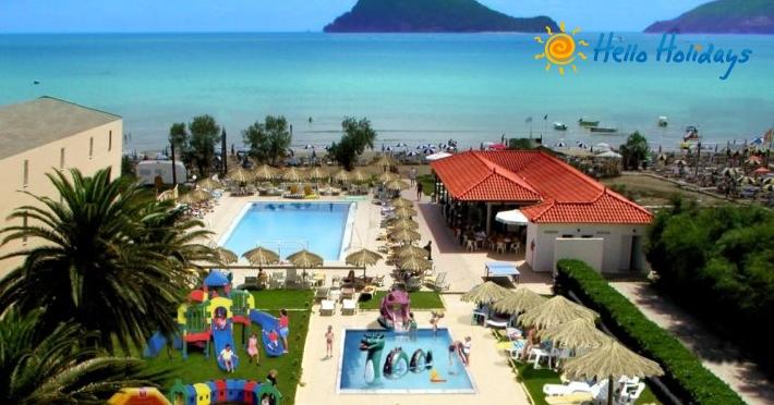 Sejur Grecia - Laganas | HOTEL GALAXY BEST WESTERN - 7 nopti avion