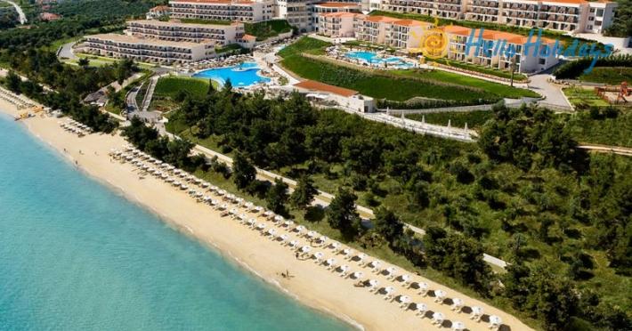 Hotel  Sejur Grecia - Moudania | Ikos Oceania - 7 nopti autocar