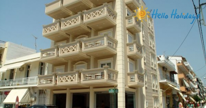 Sejur Grecia - Loutra Edipsos   STUDIO IRIS & SPA HOTEL - 7 nopti autocar