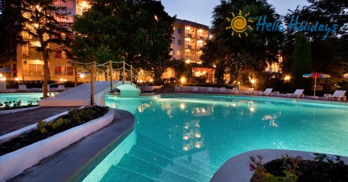 Hotel  Sejur Bulgaria - Nisipurile de aur | LJULJAK - 5 nopti autocar