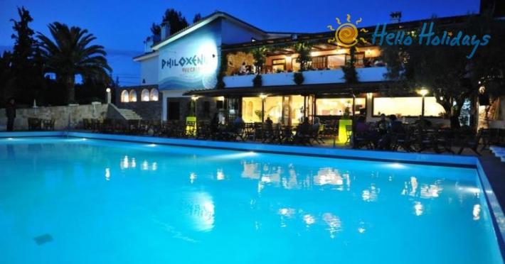 Hotel  Sejur Grecia - Psakoudia | Philoxenia Bungalows - 7 nopti autocar