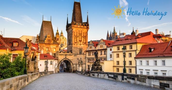 Circuit Cehia - Germania (hotel 4*) | 5 zile - Avion | 2020