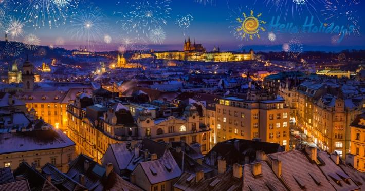 Revelion Praga - Viena | 7 zile - Autocar | 2020 | Hotel 4*