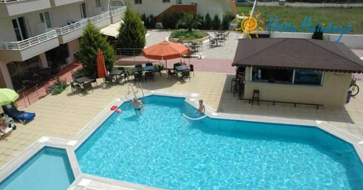 Sejur Grecia - Sarti | Sarti Plaza Hotel - 7 nopti autocar