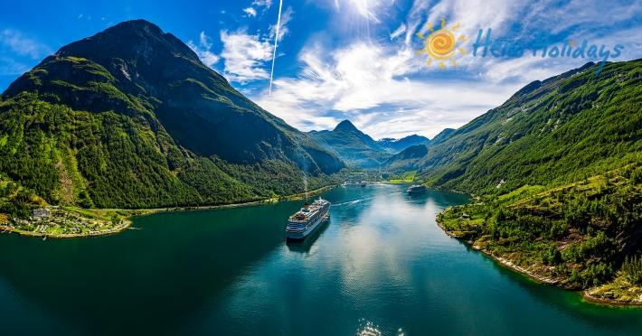 Circuit Fiorduri Scandinave   10 zile - Avion   2020