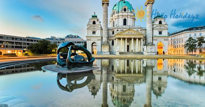 Circuit Viena - Capitala Imperiala | 5 zile - Autocar | 2020