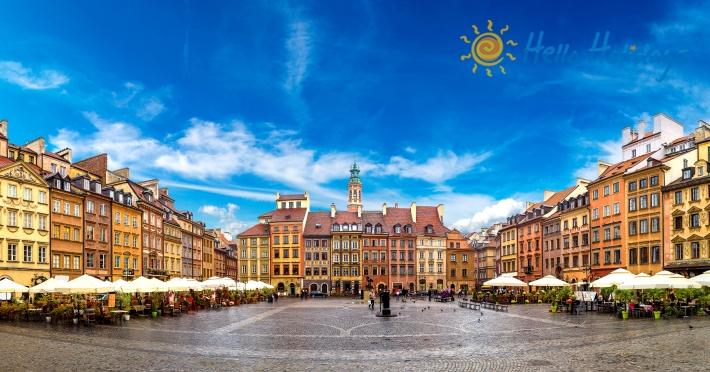 Circuit Polonia - Tarile Baltice   8 zile - Avion   2020