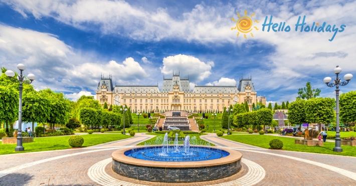 Circuit Capitalele Moldovei - Iasi - Chisinau | 4 zile - Autocar | 2020