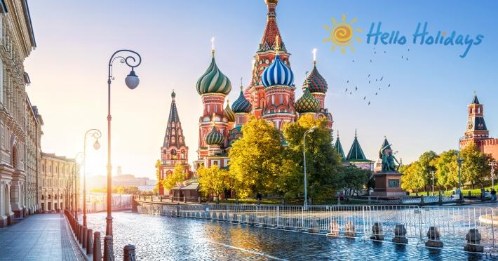 Circuit Rusia - Moscova - Sankt Petersburg | 15 zile - Autocar | 2020
