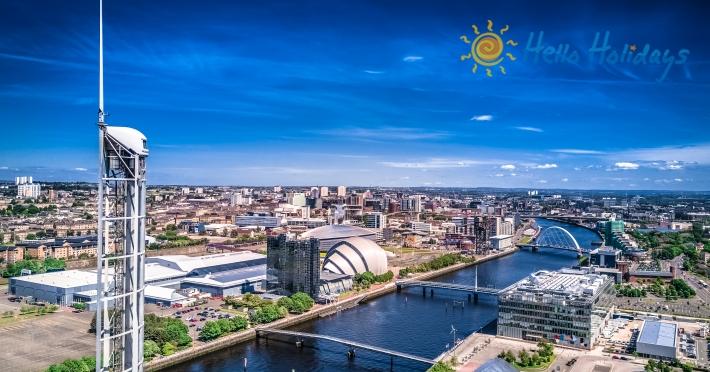 Circuit Anglia - Scotia - Irlanda | 12 zile - Avion | 2020