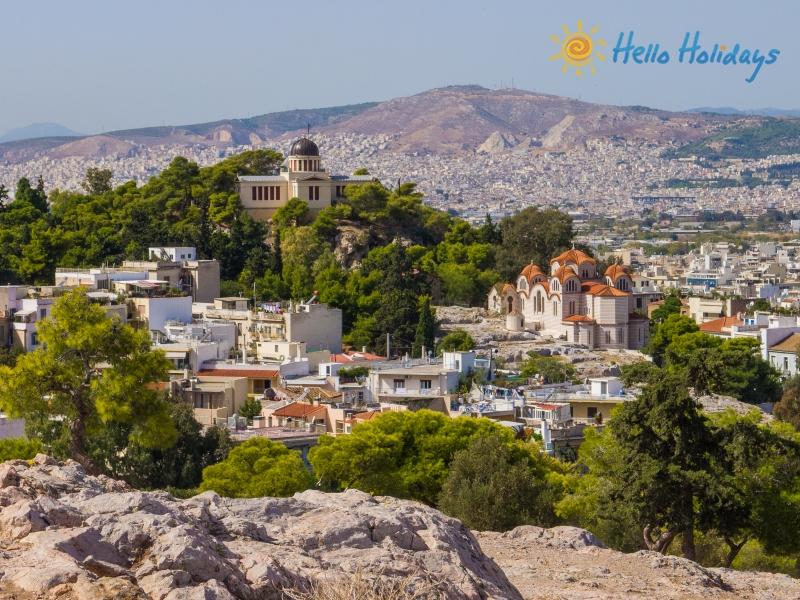 Pelerinaj Grecia Sfantul Efrem cel Nou | 6 zile - Autocar | 2020