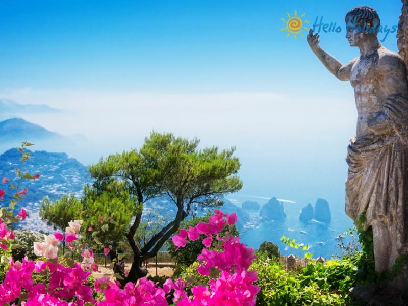 Circuit Italia şi Insula Capri | 10 zile - Autocar | 2020