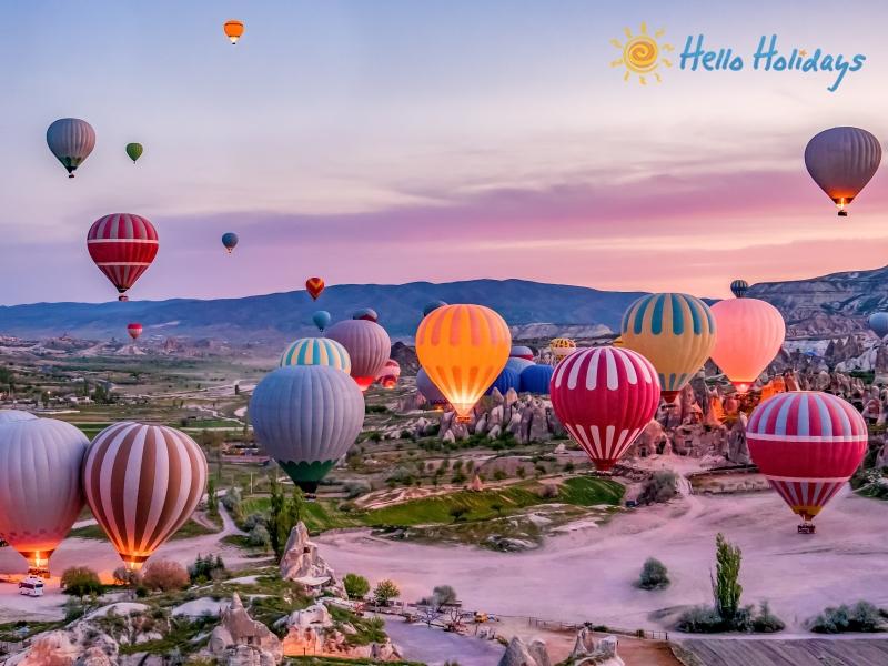 Circuit Cappadocia | 8 zile - Avion | 2020