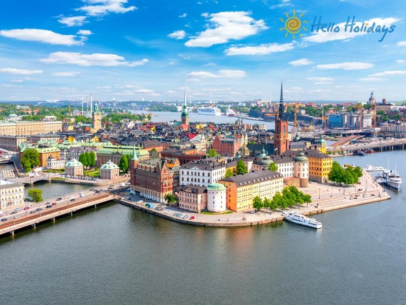 Circuit Tarile Nordice | 7 zile - Avion | 2020