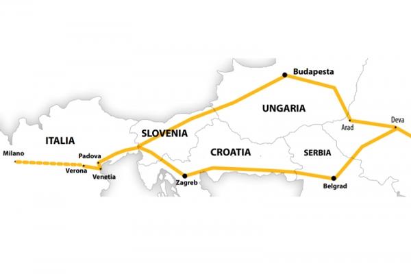 Harta Circuit Veneţia | 6 zile - Autocar | 2020 -  Italia de Nord